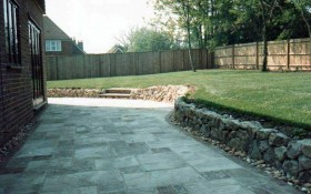 Landscaping in Maidstone - Before and After Photos